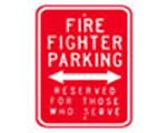 fire fighter parking